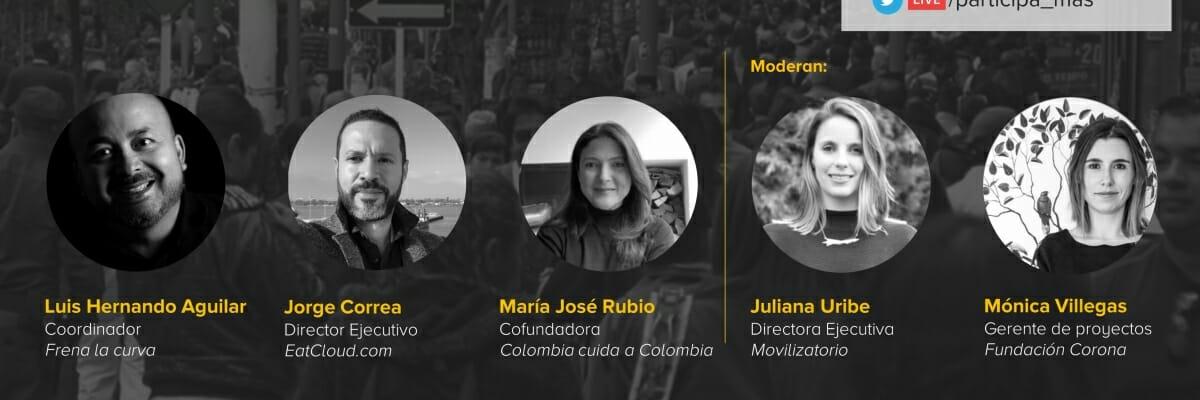 3 Iniciativas de liderazgo e innovación cívica en medio de la crisis.