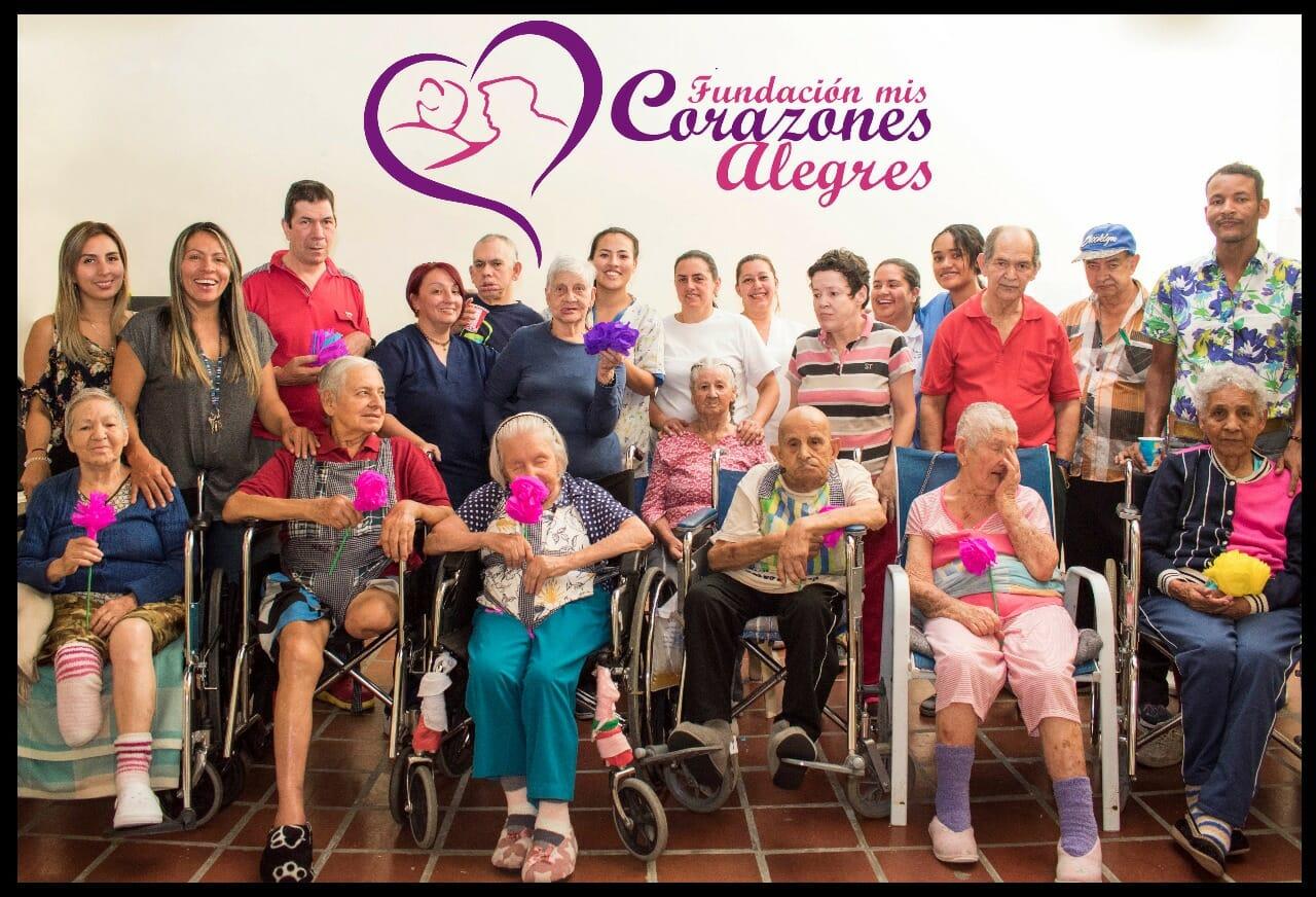 Fundación Mis Corazones Alegres